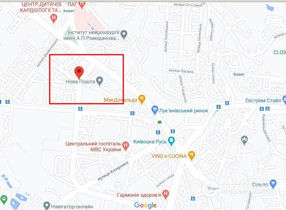 На офицера напали в Шевченковском районе