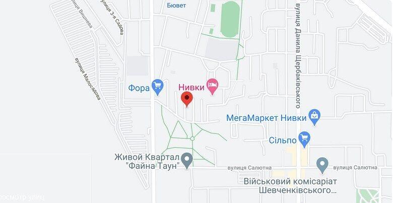 Напад стався на вул. Академіка Туполєва.