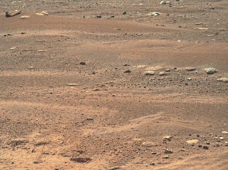NASA опубликовало новую огромную панораму с Марса
