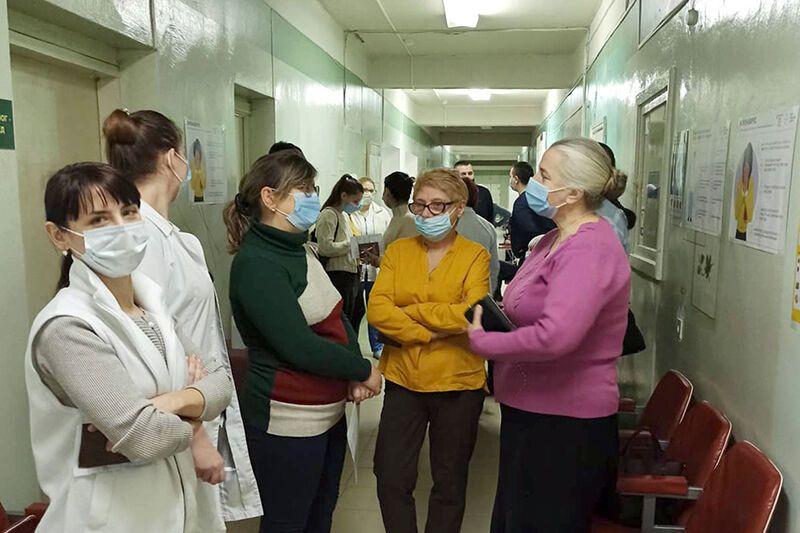 Вакцинація на Сумщині