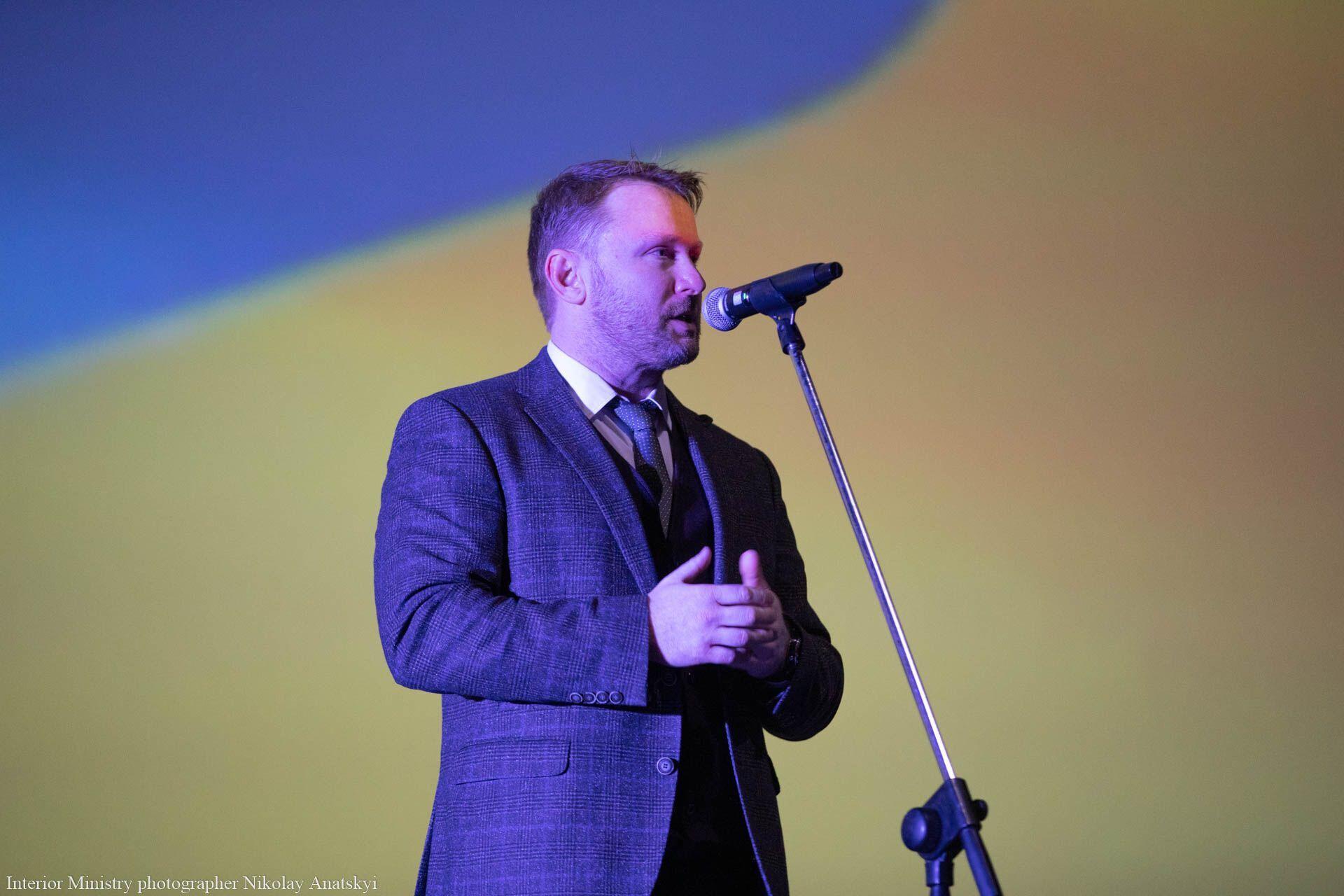 Артем Шевченко рассказал, что история, показанная в фильме, для него – личная
