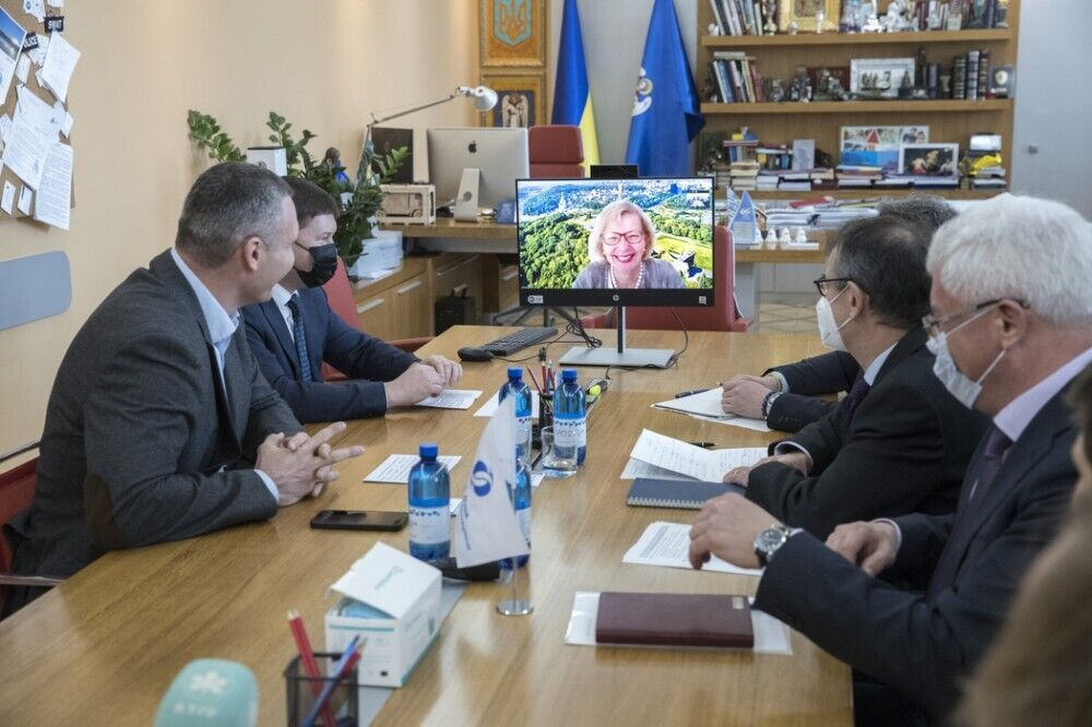 Місто підписало угоду з ЄБРР