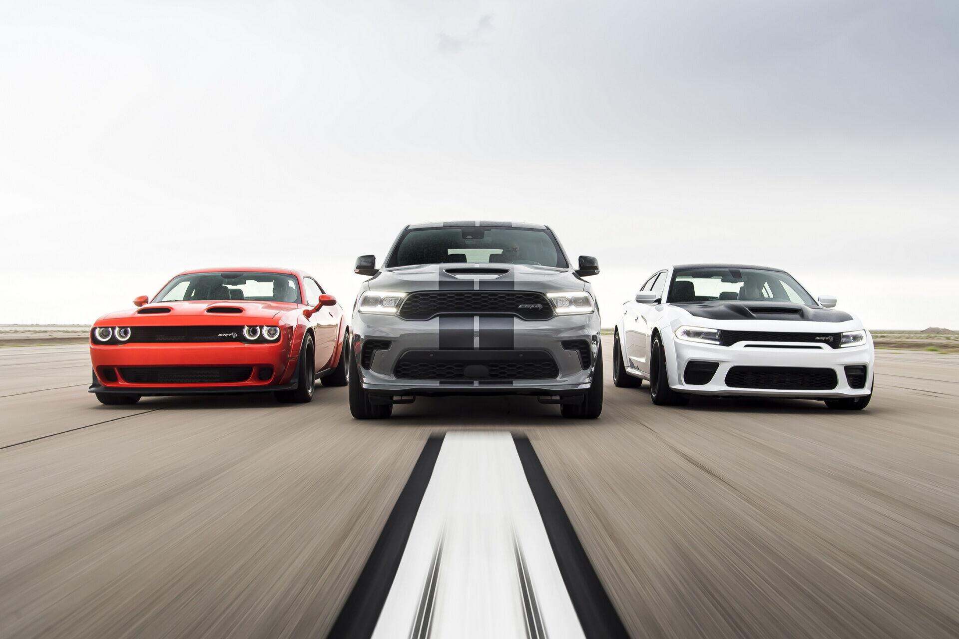 Крім моделі Charger популярністю викрадачів користуються також Dodge Durango та Jeep Grand Cherokee