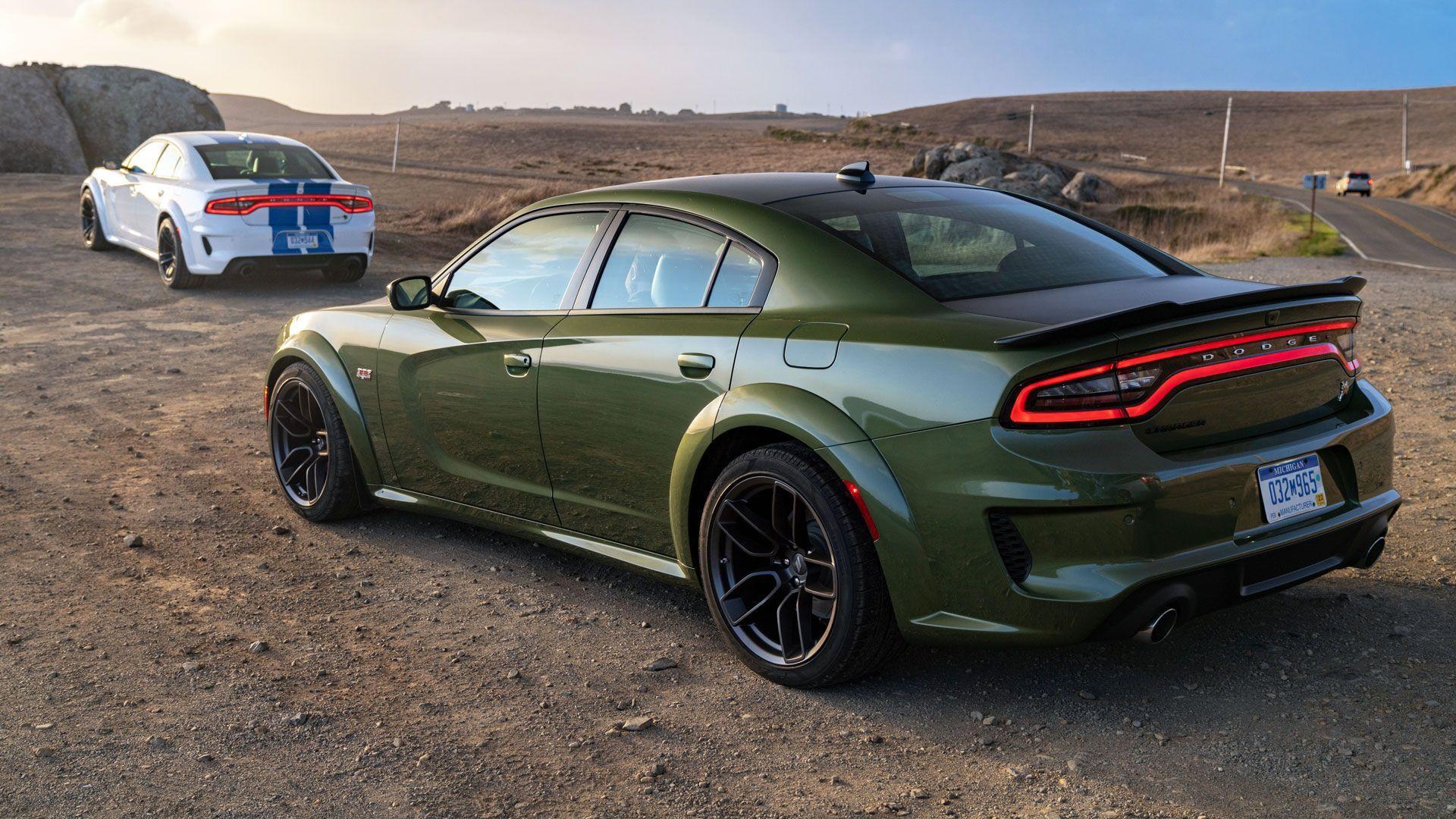 Только в Мичигане за год украли более 1000 спортседанов Dodge Charger