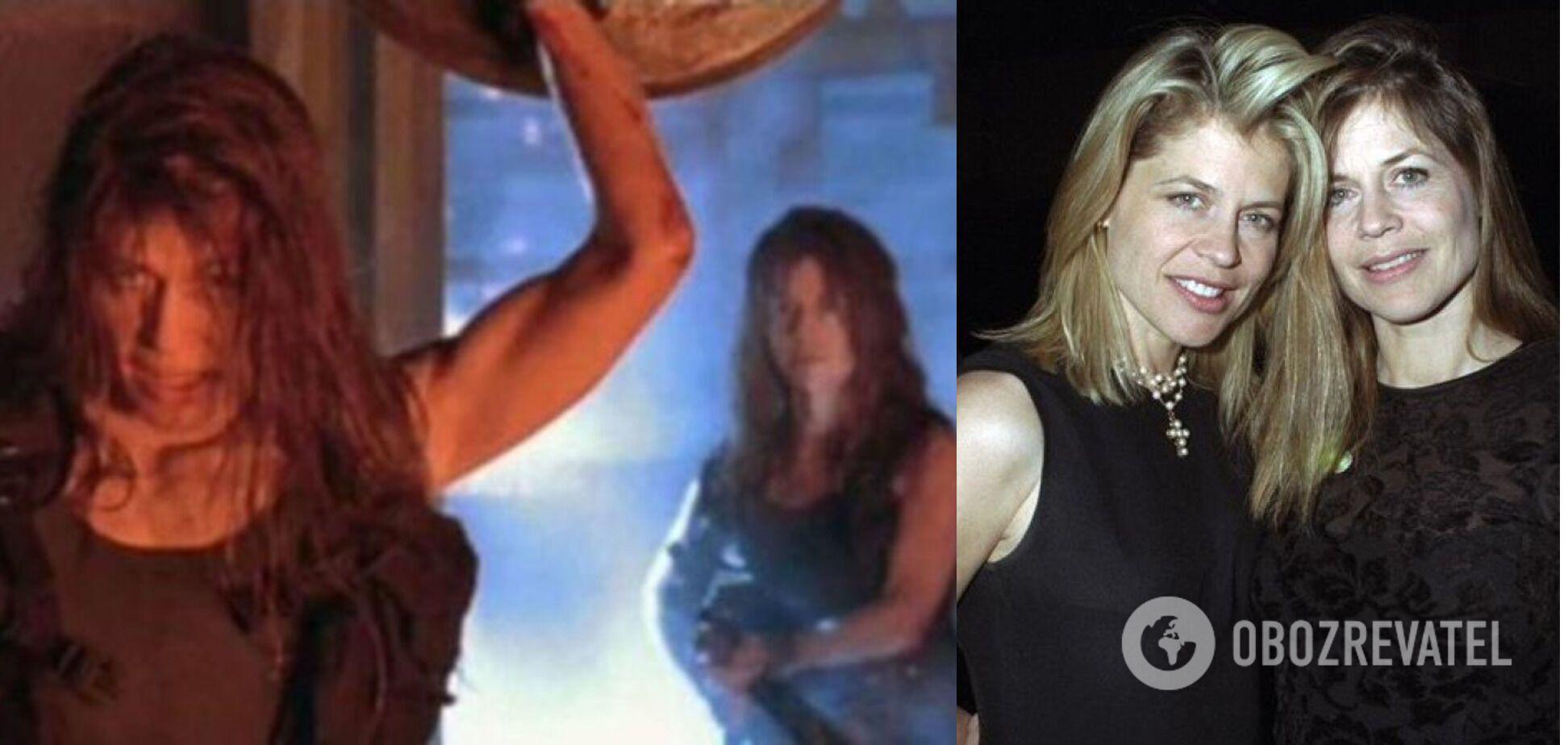 """Леслі Гамільтон зіграла клон своєї сестри у фільмі """"Термінатор"""""""