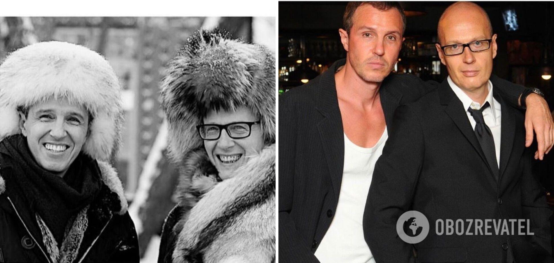 Шоумен Ігор Верник має брата-близнюка.