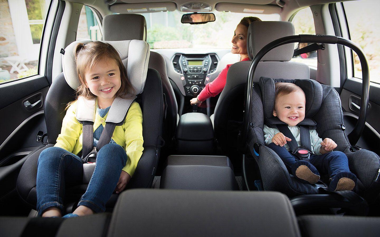 В Украине изменились правила перевозки детей в авто.