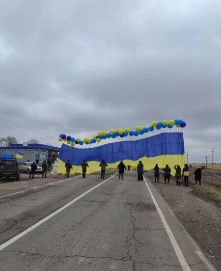 Прапор об'єднуватиме не тільки кримчан довкола проблем Криму, а й усіх українців