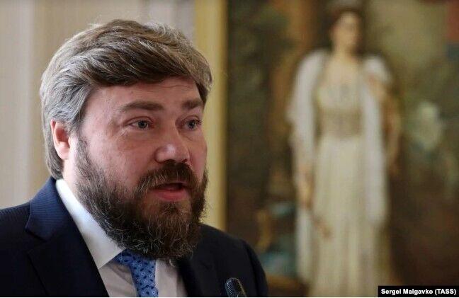 Оплачував акцію Костянтин Малофєєв