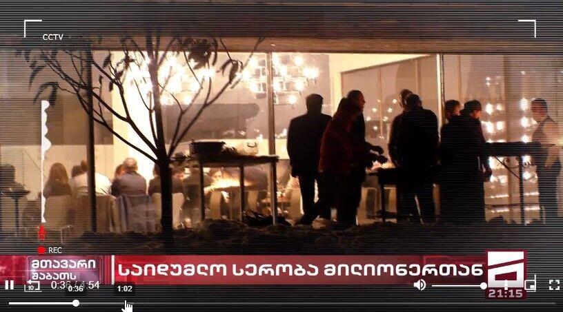 В Грузии члены правящей партии устроили вечеринку во время комендантского часа – СМИ