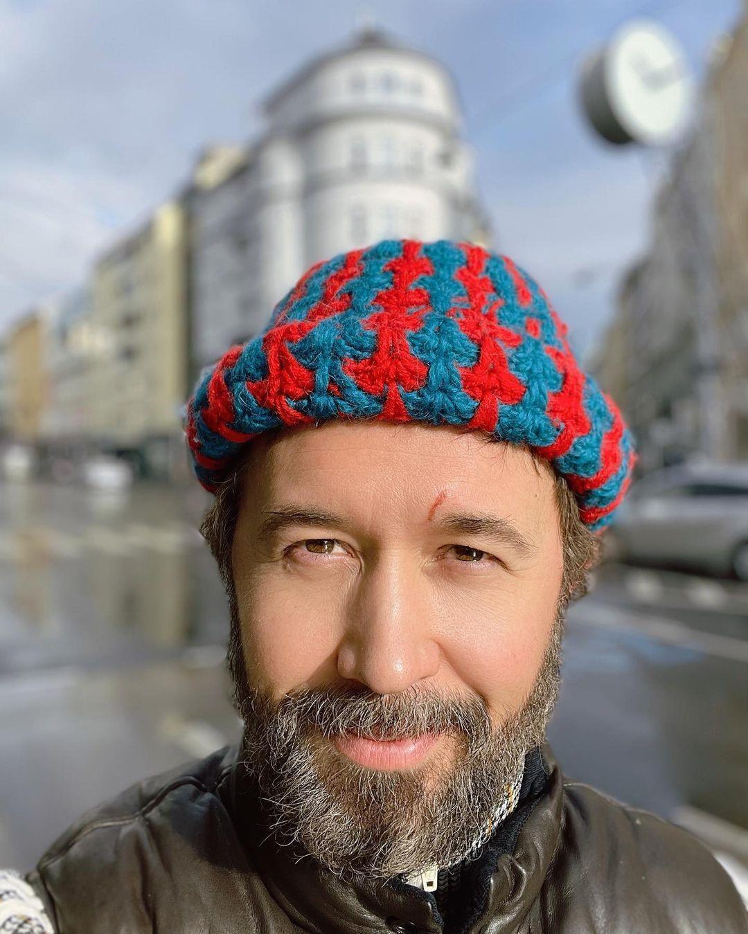 Певец Сергей Бабкин