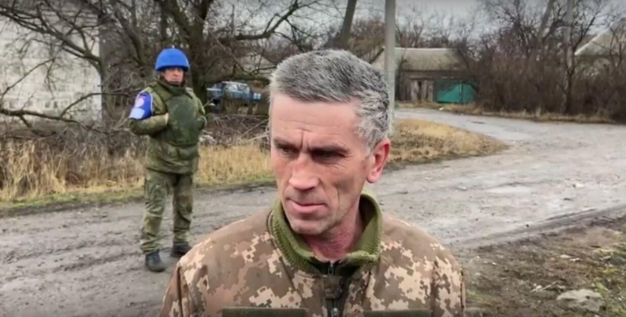 """Воїн, який потрапив у полон """"ДНР"""""""