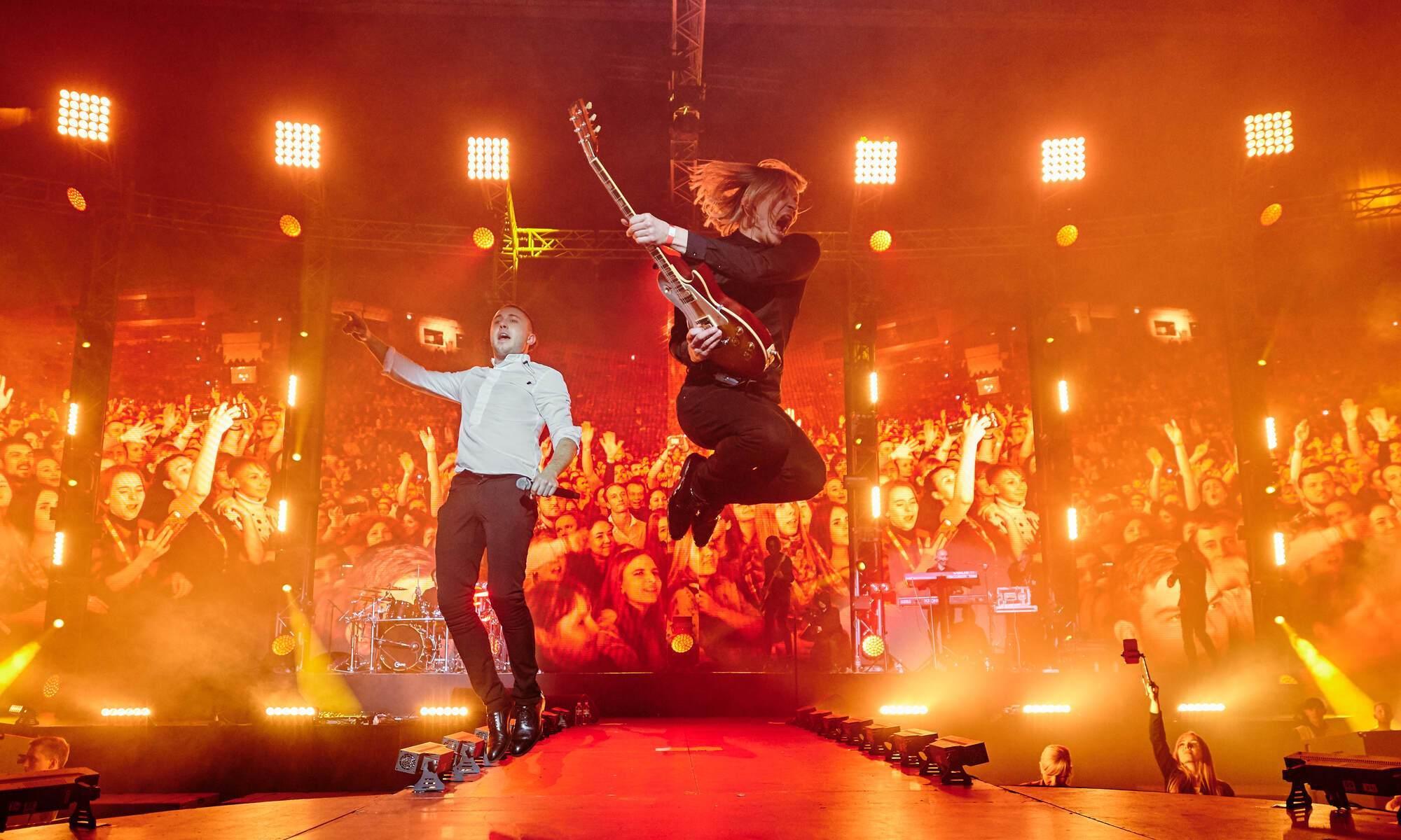"""""""Антитела"""" открыли для себя новых молодых музыкантов, которым дают возможность выступить с ними на стадионах"""