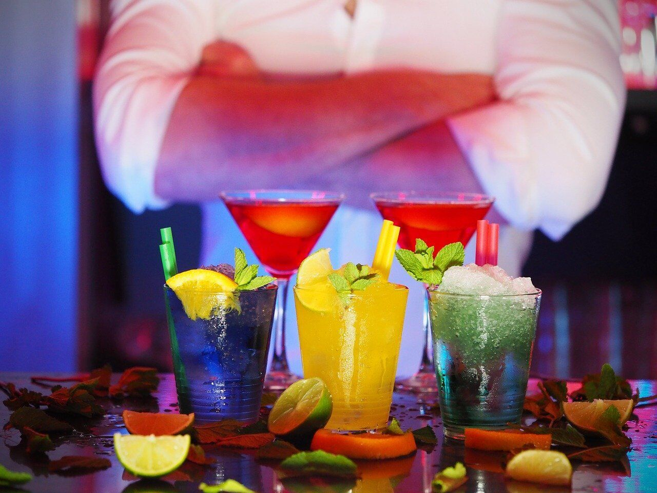 Традиция праздновать День бармена была заложена в 2008 году в Киеве