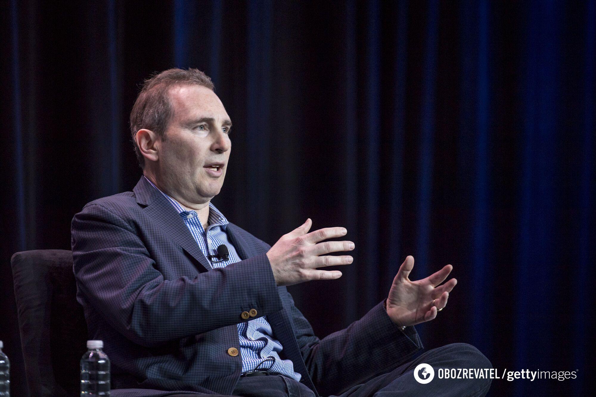 Пост Безоса займе Енді Ясси, який зараз керує Amazon Web Services.