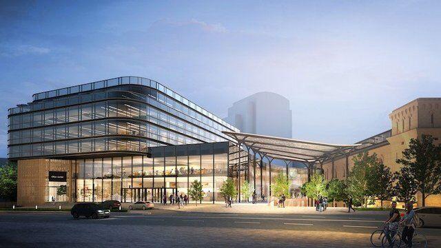 Создатели планируют построить новый бизнес-центр