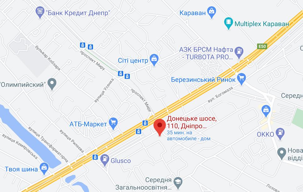 Тело нашли в квартире на Донецком шоссе.