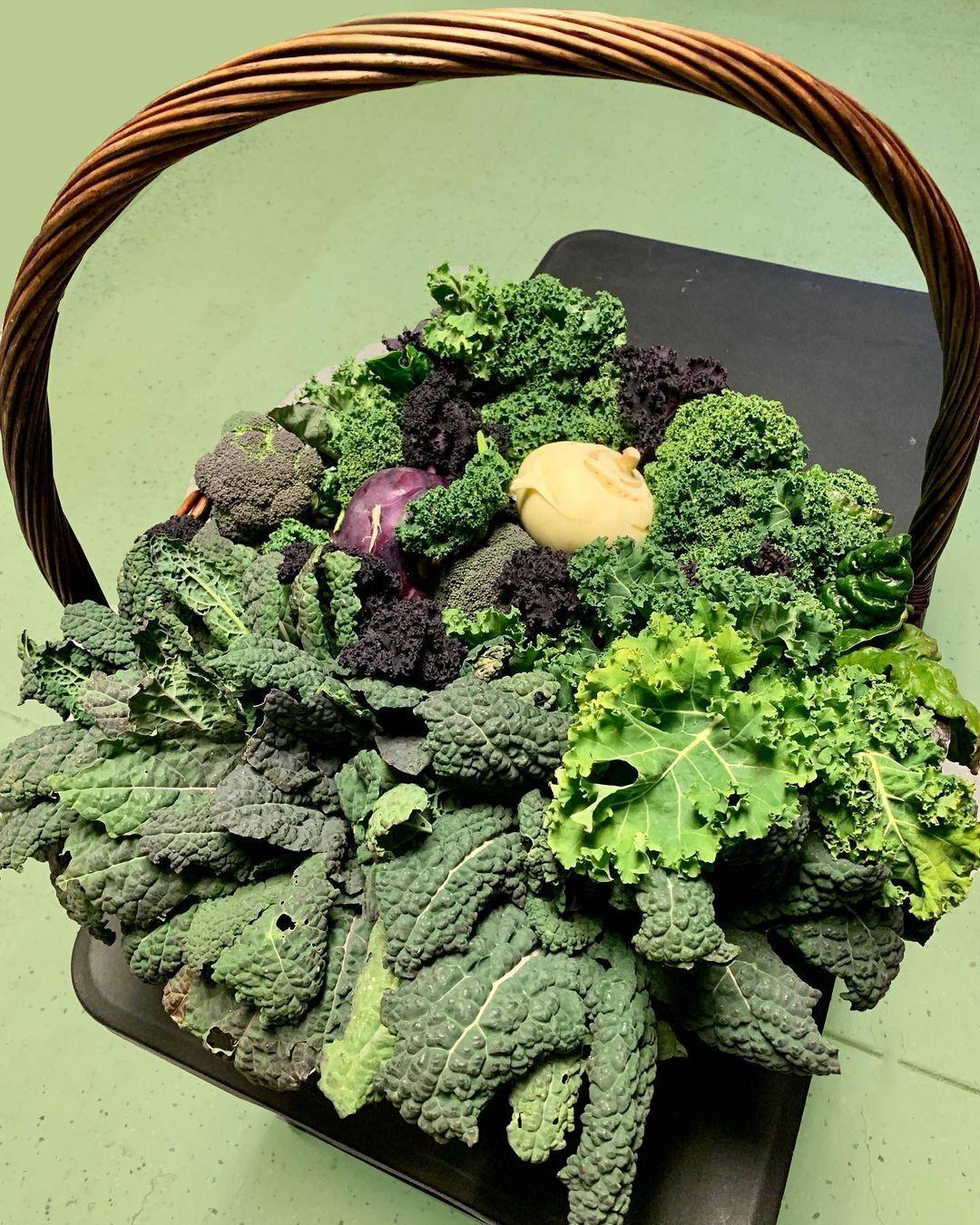 Овочі з городу Обами в Білому домі