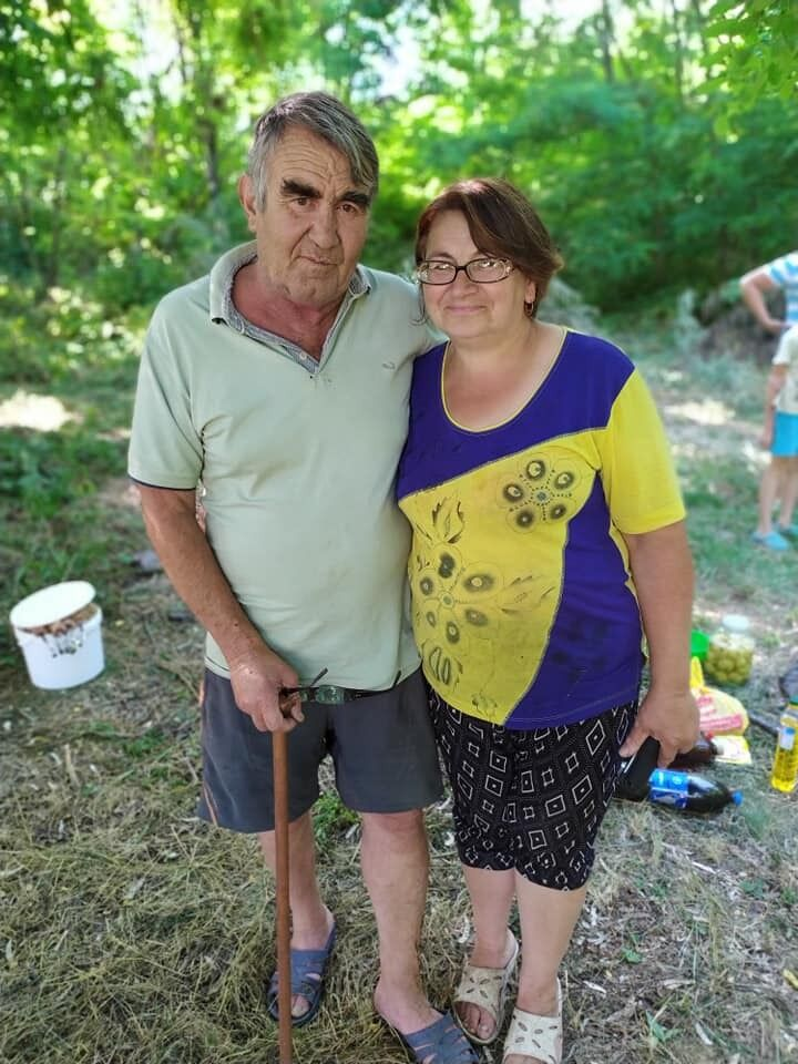 Сергій і Валентина Маценки