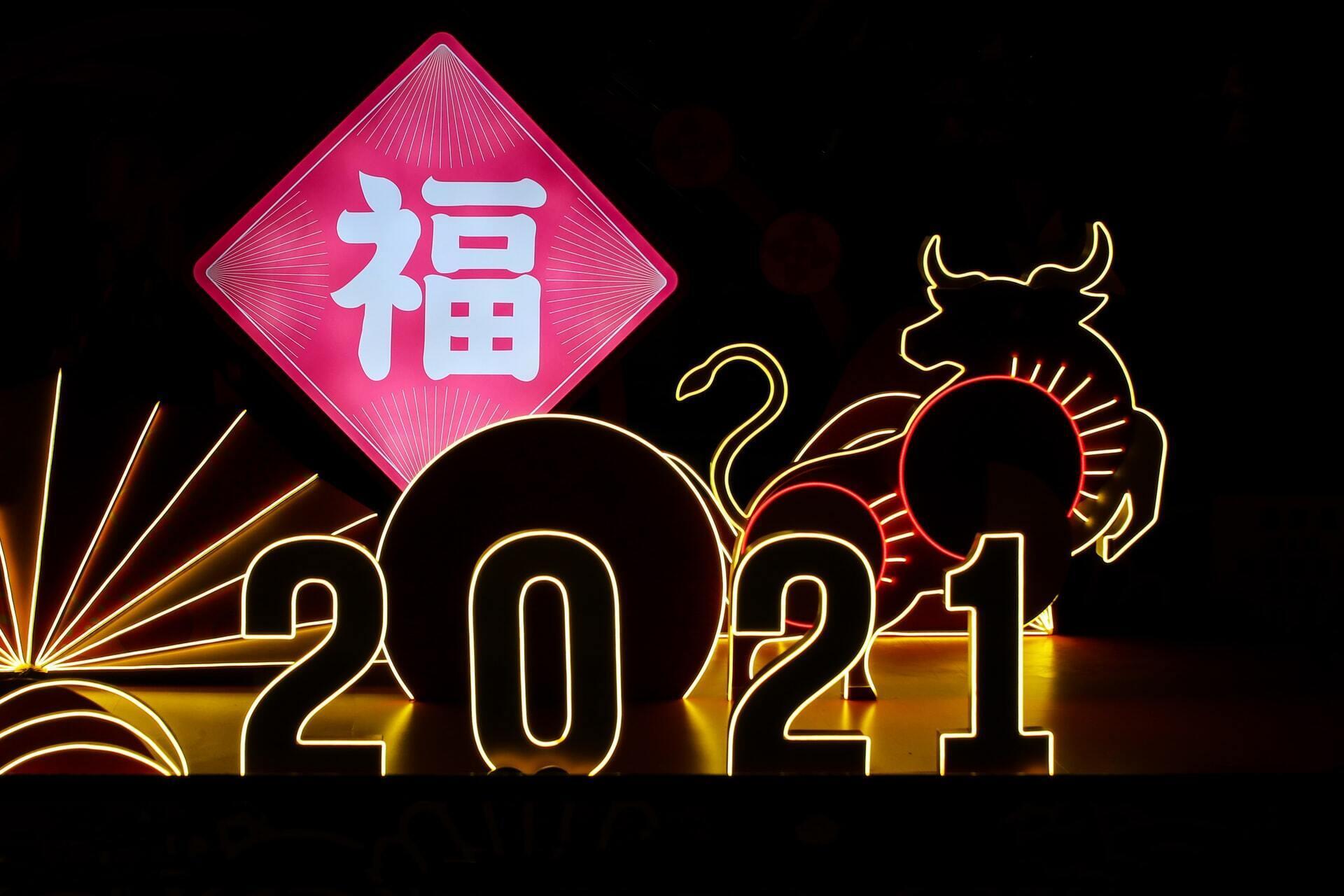 Покровителем 2021 года согласно восточному календарю является Белый Металлический Бык