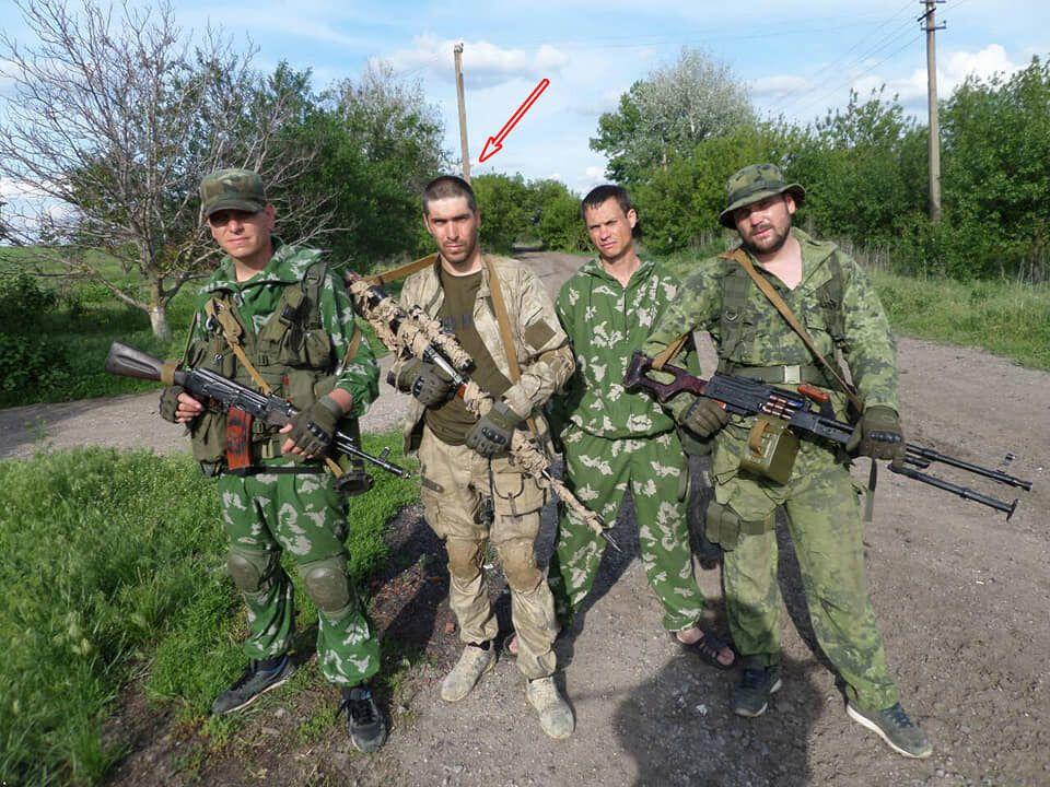 Малаев воевал против Украины на Новоазовском направлении.