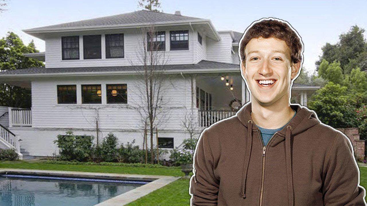 Марк Цукерберг не покупает дорогие дома и ездит на бюджетных авто