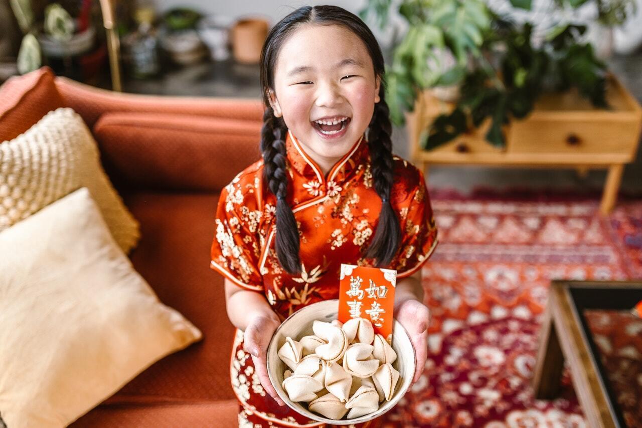 Новый год в Китае принято встречать всей семьей