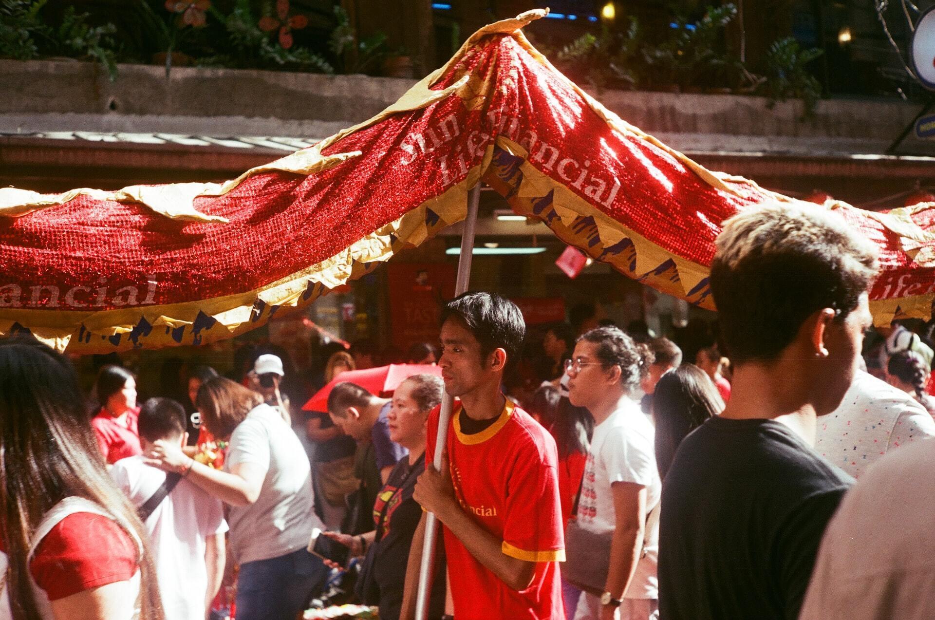 Новый год – важнейший праздник в Китае и других странах Азии