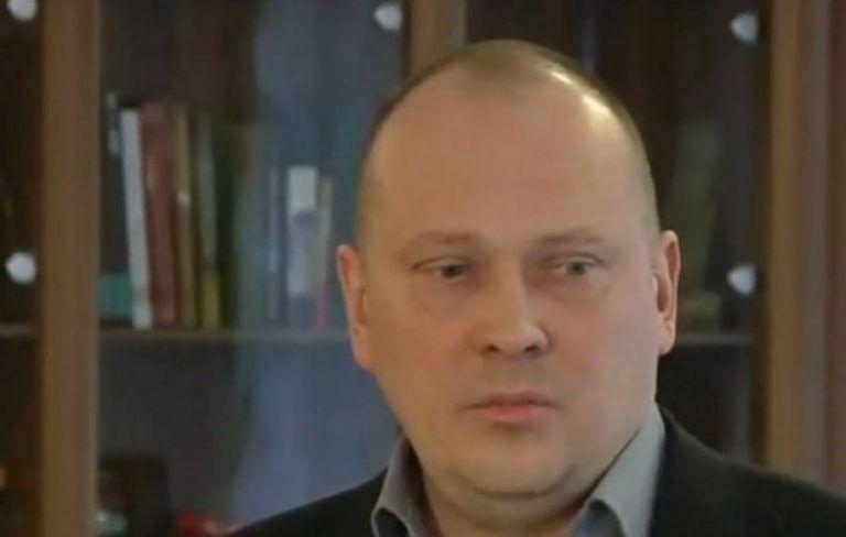 Максим Романенко.