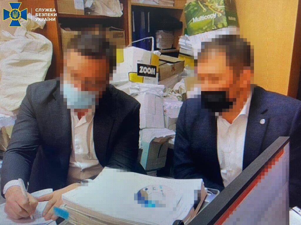 СБУ повідомила про підозру ексглаві ДПЗКУ.