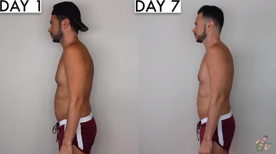 Яблучний оцет для схуднення: фото до і після.