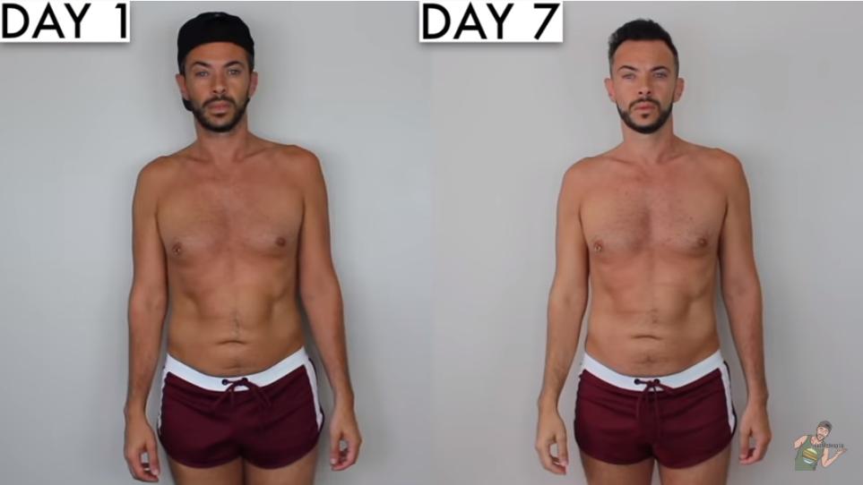 Яблучний оцет для схуднення: фото до і після фото.