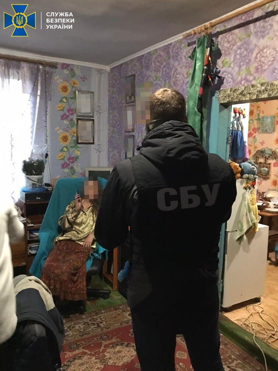 Группа действовала по приказу из РФ.