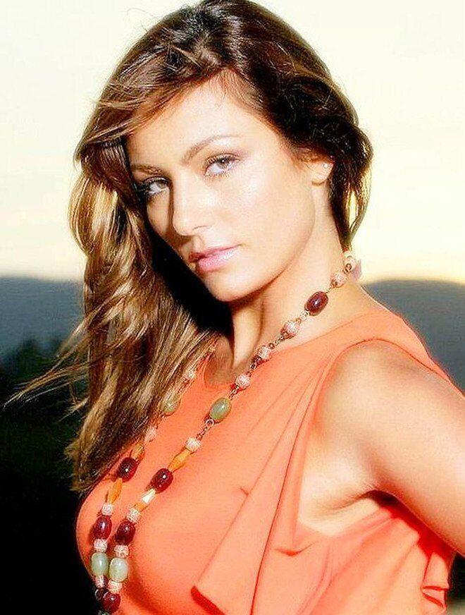 Даниэль Агуйар – бразильская красавица, пассия Роналду.
