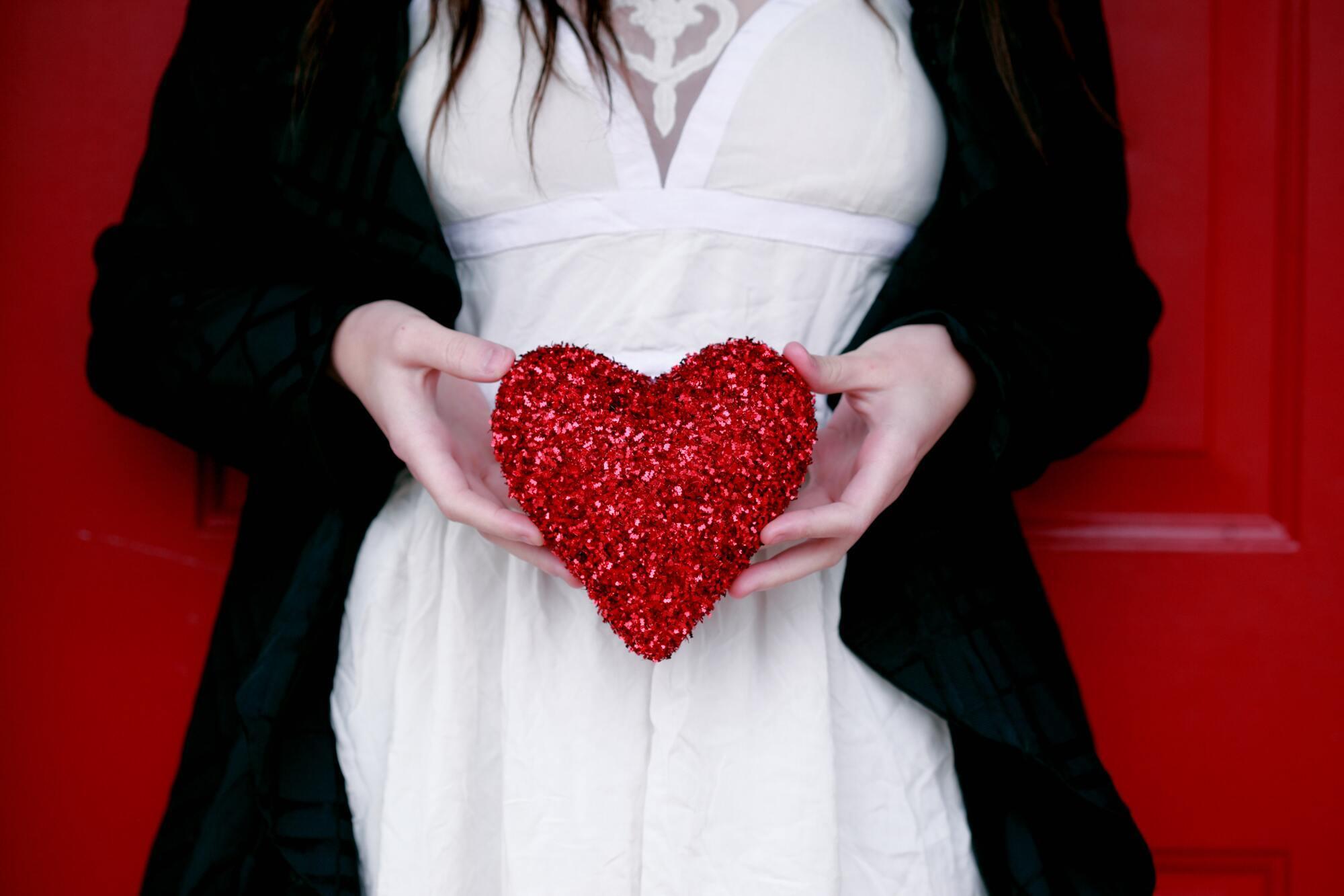 У День Валентина прийнято дарувати особливі листівки – валентинки