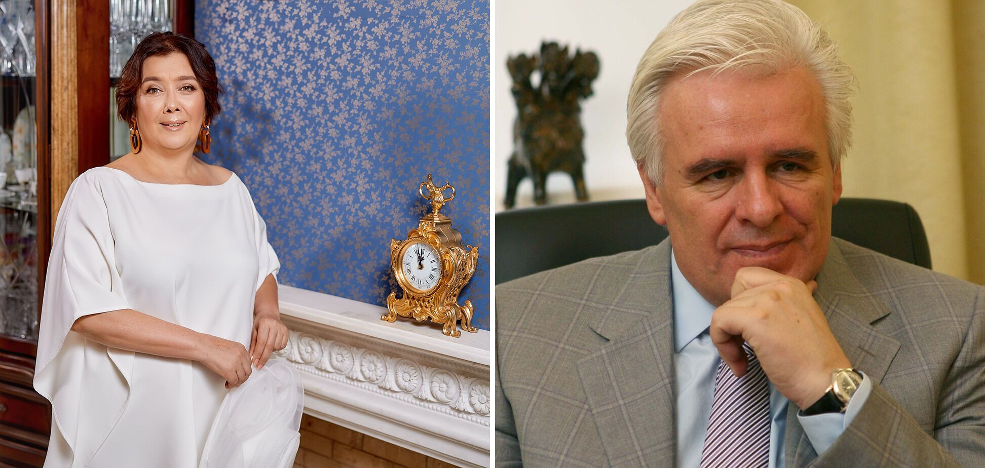 Марина и Сергей Ермиловы