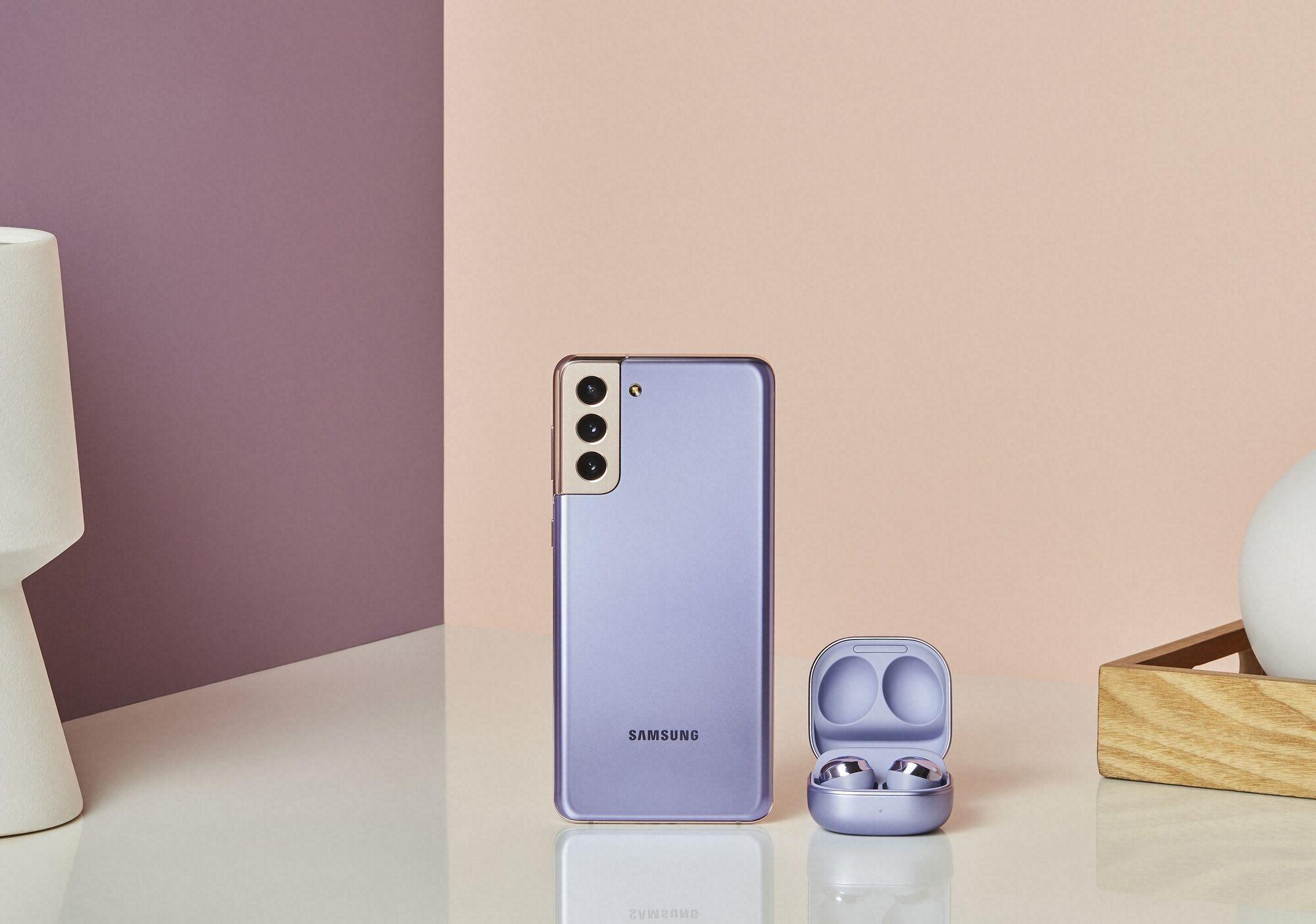 Samsung починає продажі Galaxy S21 Ultra, Galaxy S21 і Galaxy S21+