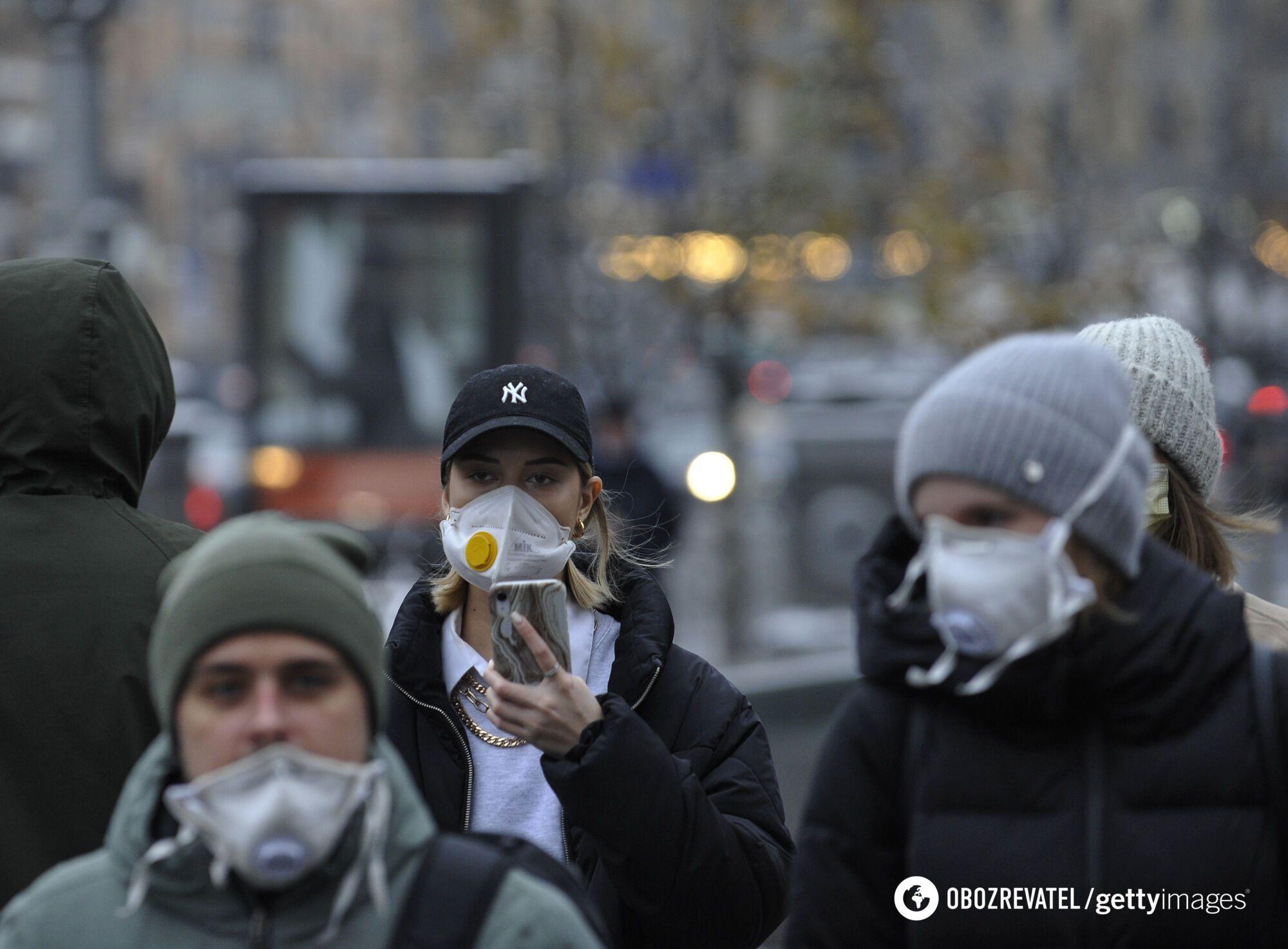 Кількість госпіталізацій в Україні через коронавірус в Україні зменшилась