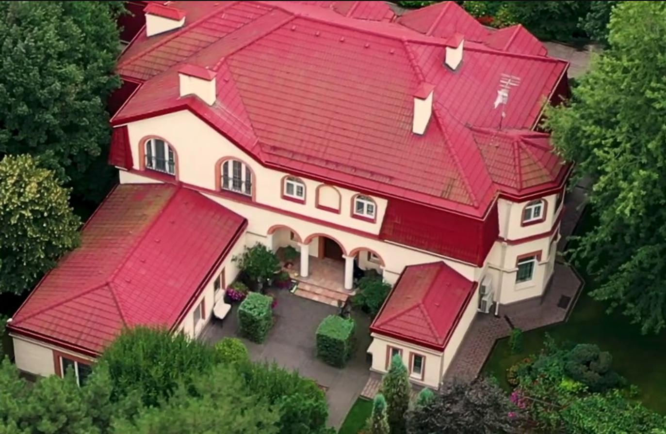 Будинок Юлії Тимошенко в Конча-Заспі