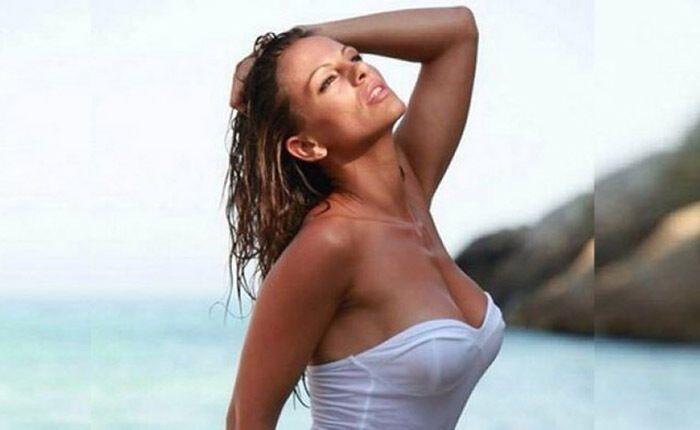 Нерейда Гальярдо – девушка Роналду.