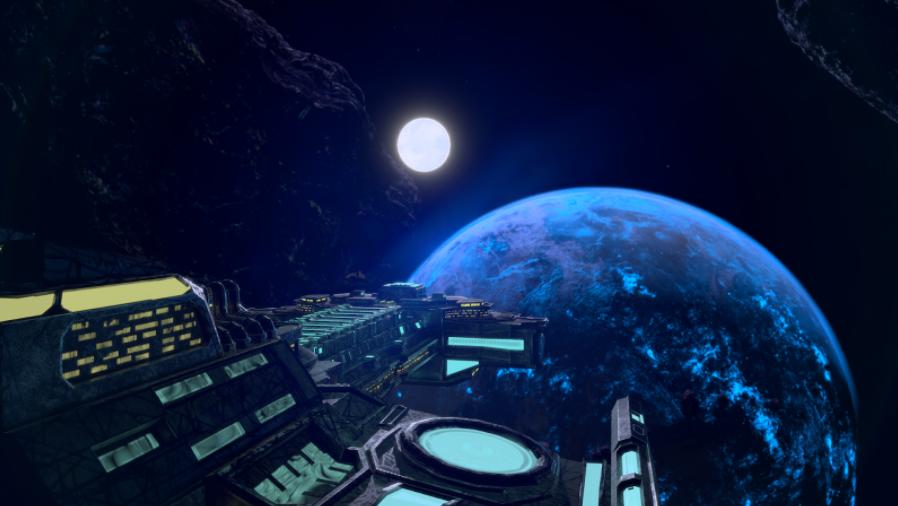 Hyperion StarCraft II FanArt.