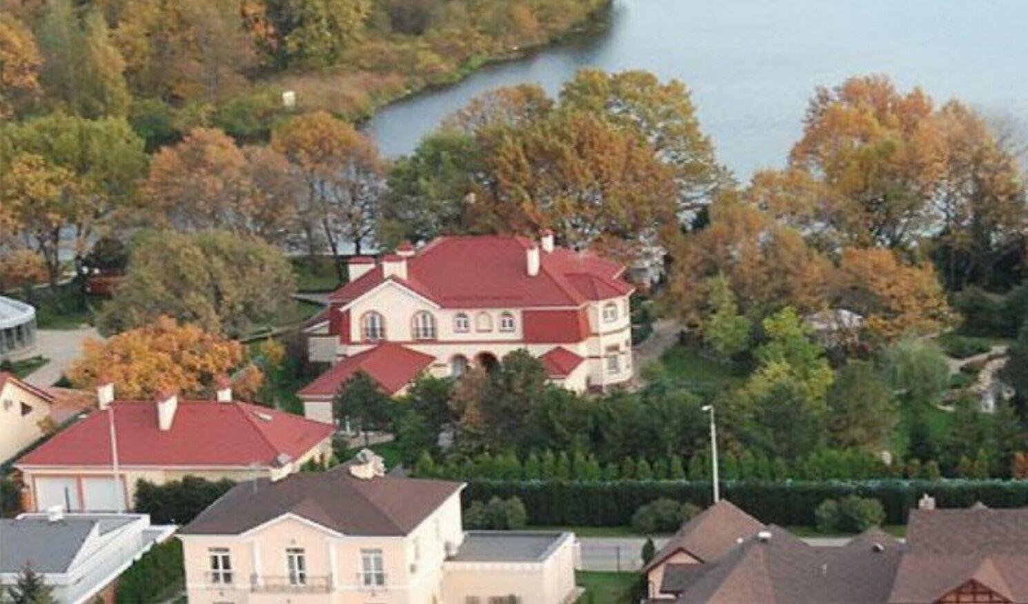 Який на вигляд будинок Юлії Тимошенко