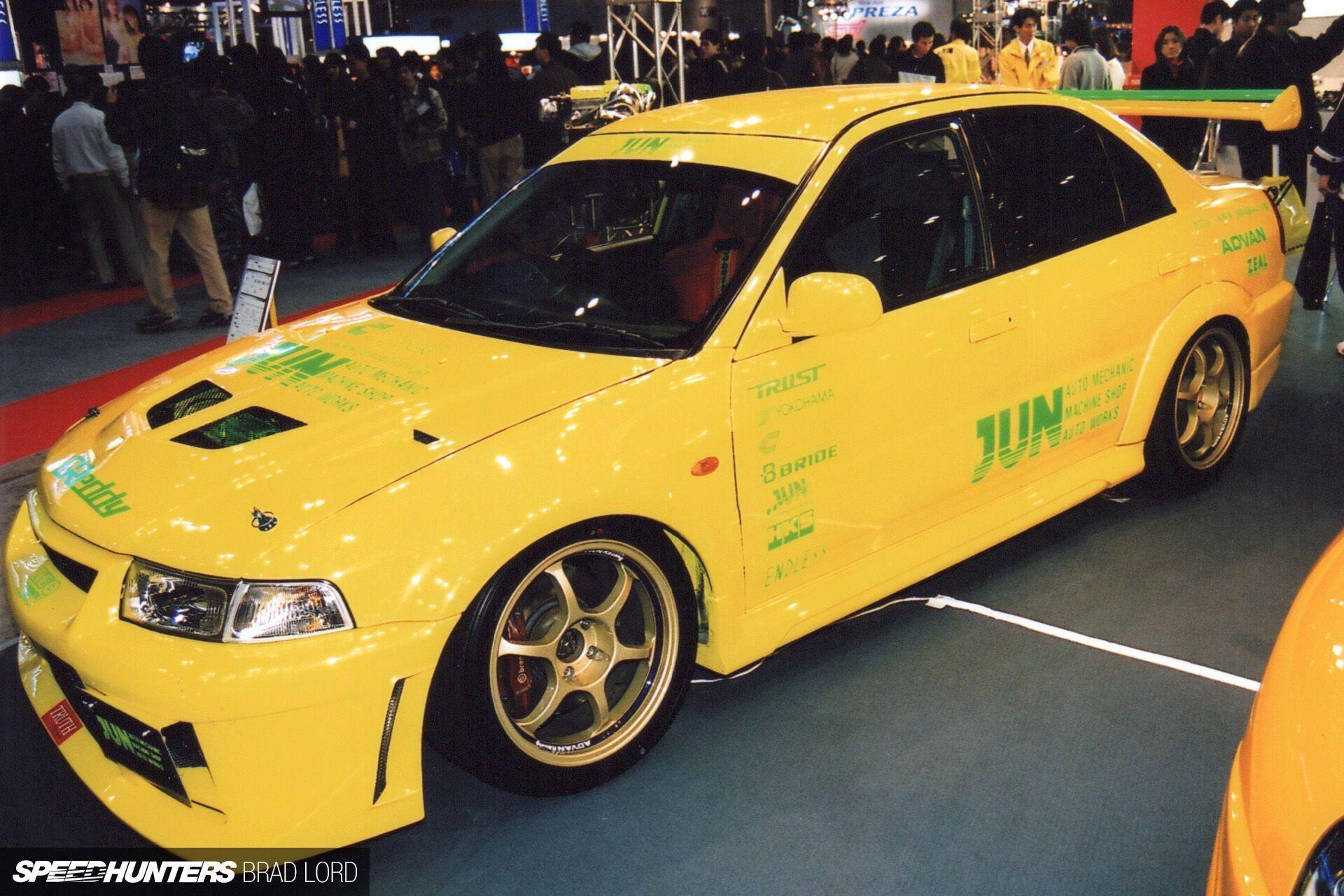 Hyper Lemon Evo V от JUN