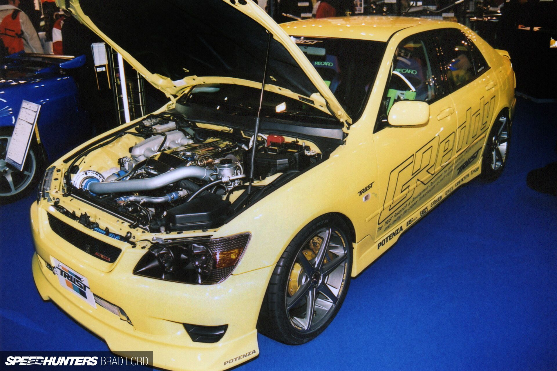 SXE10 Toyota Altezza