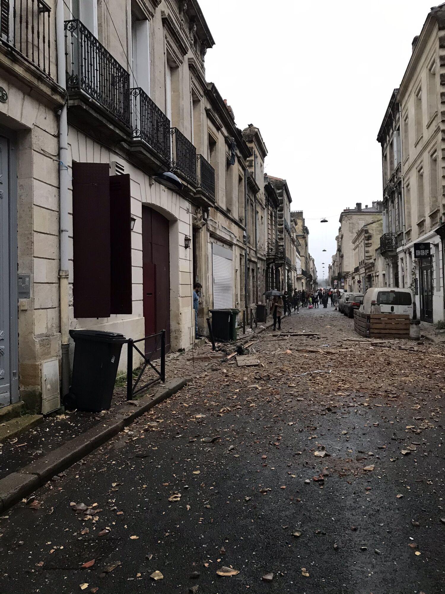 Вибух у Бордо