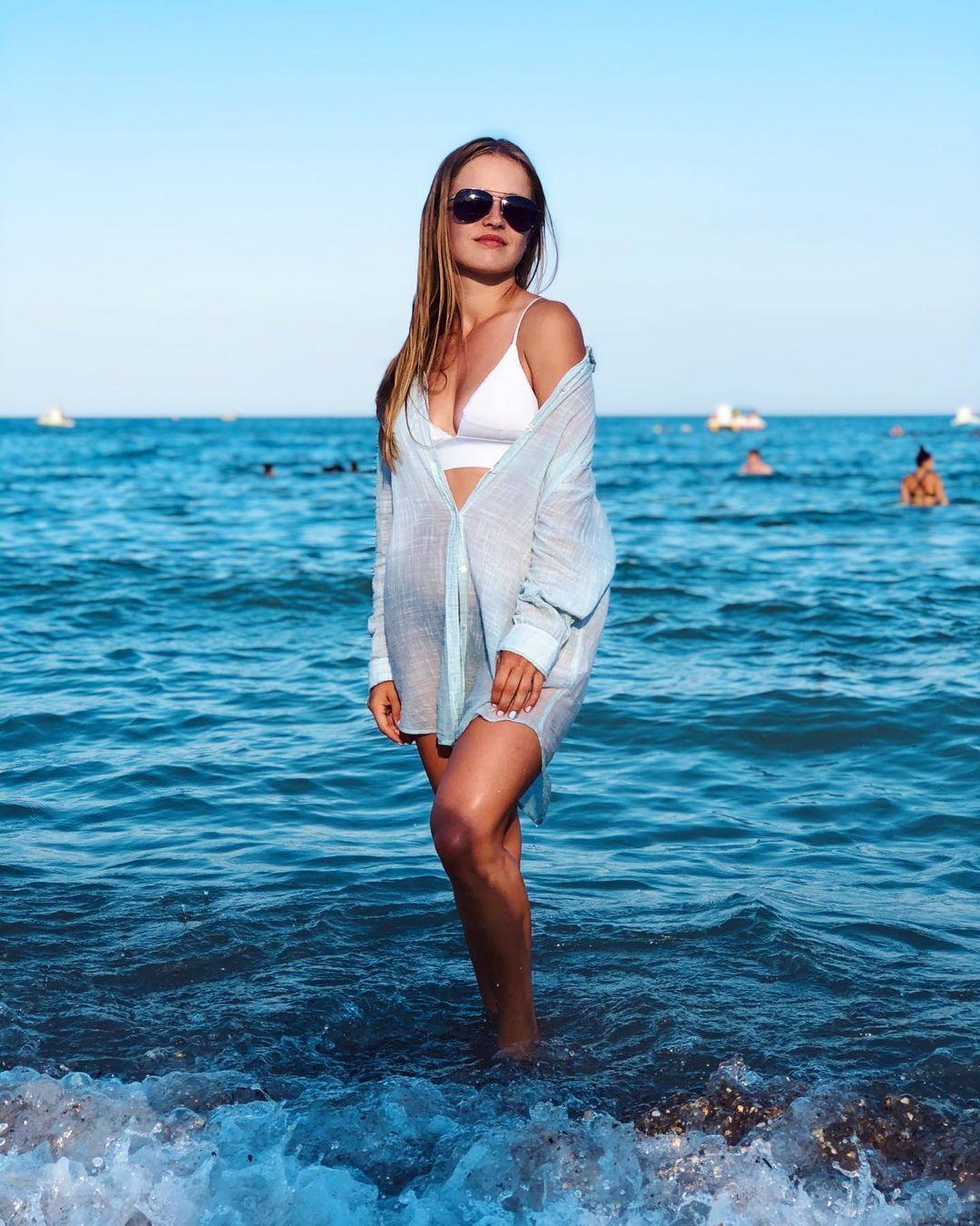 София Причина на море