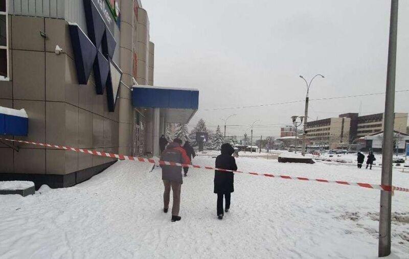 Правоохранители устанавливают все обстоятельства взрыва