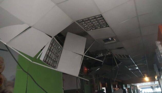 """Взрыв произошел в торговом центре """"Майдан"""""""