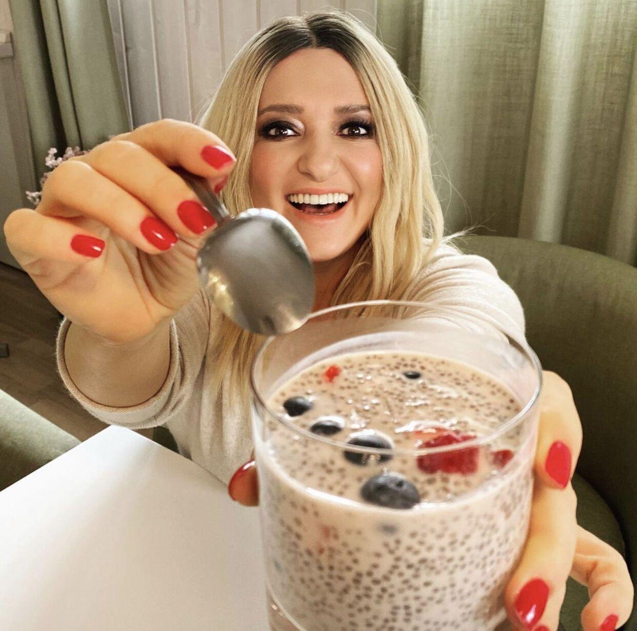 Рецепт завтрака от Натальи Могилевской