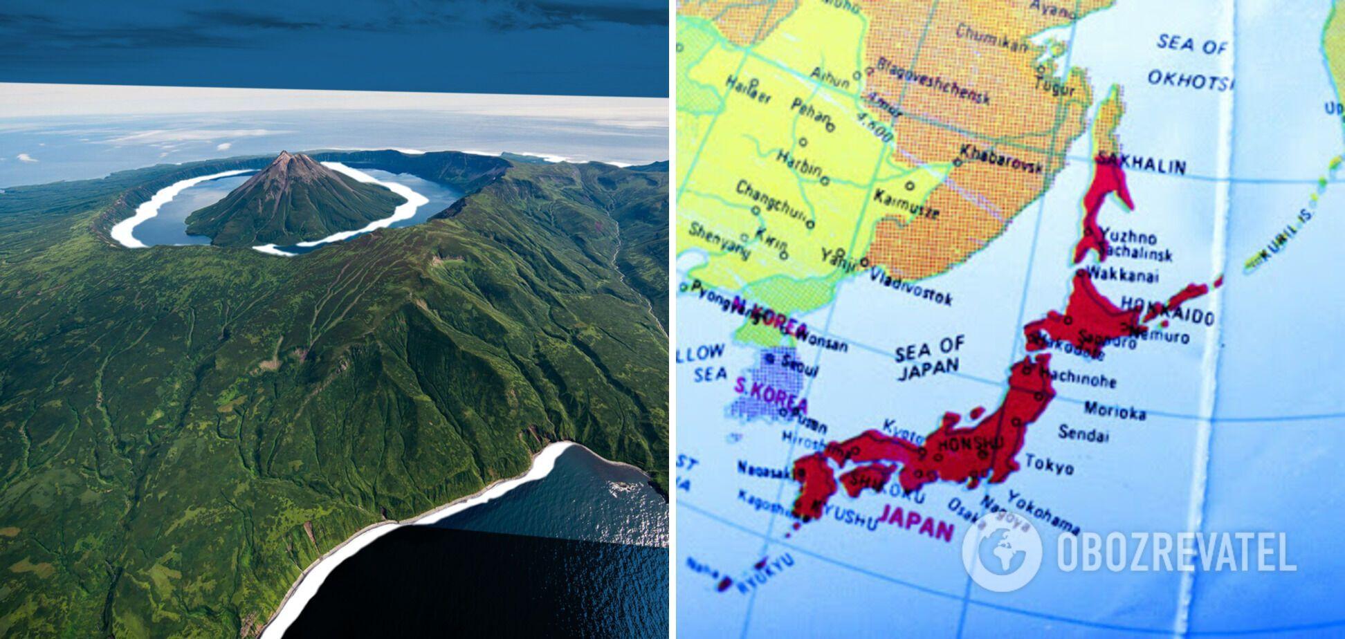 Япония не признает принадлежность Курильских островов России